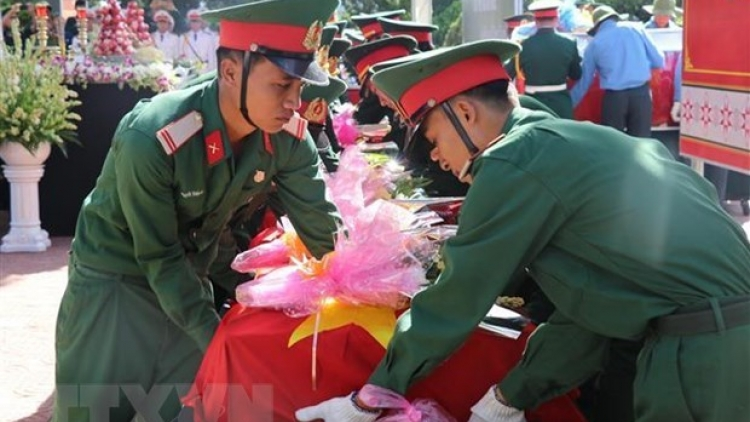 26 martyrs' remains to be handed over to Quang Tri