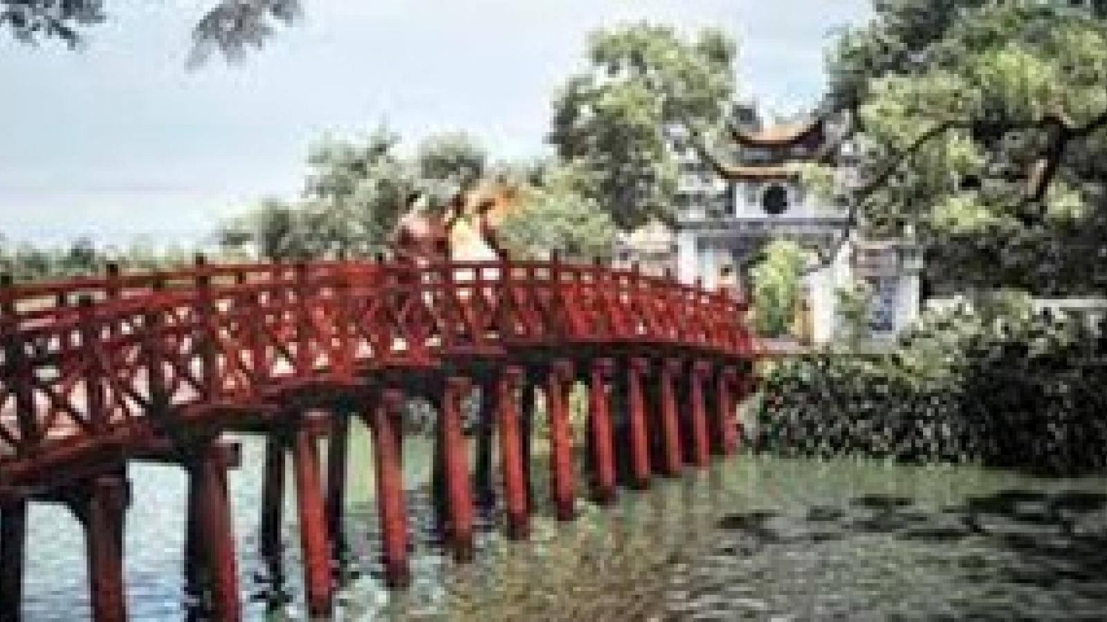 Clip: Hanoi, a 'dreamy' city in CNN