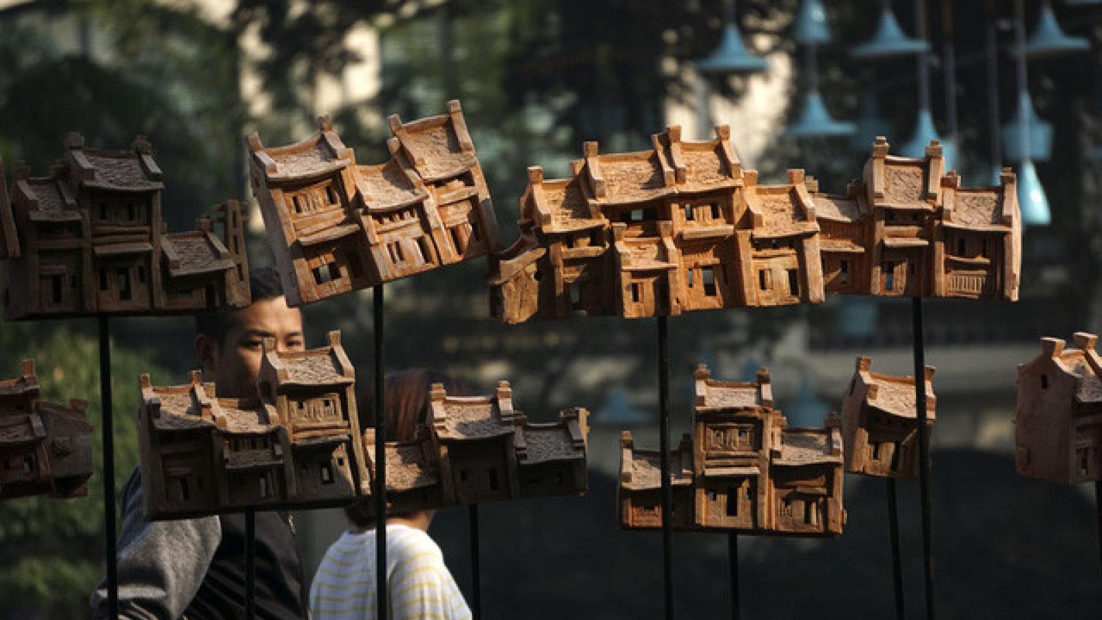 Hanoi handicrafts: Art in everyday lives