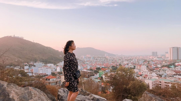 Top 5 ideal check-in points in Vung Tau for young people