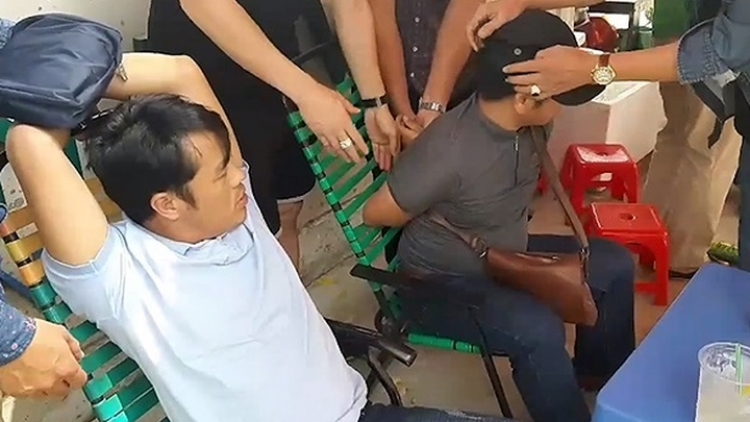 In photos: largest ever drugs bust in HCM City