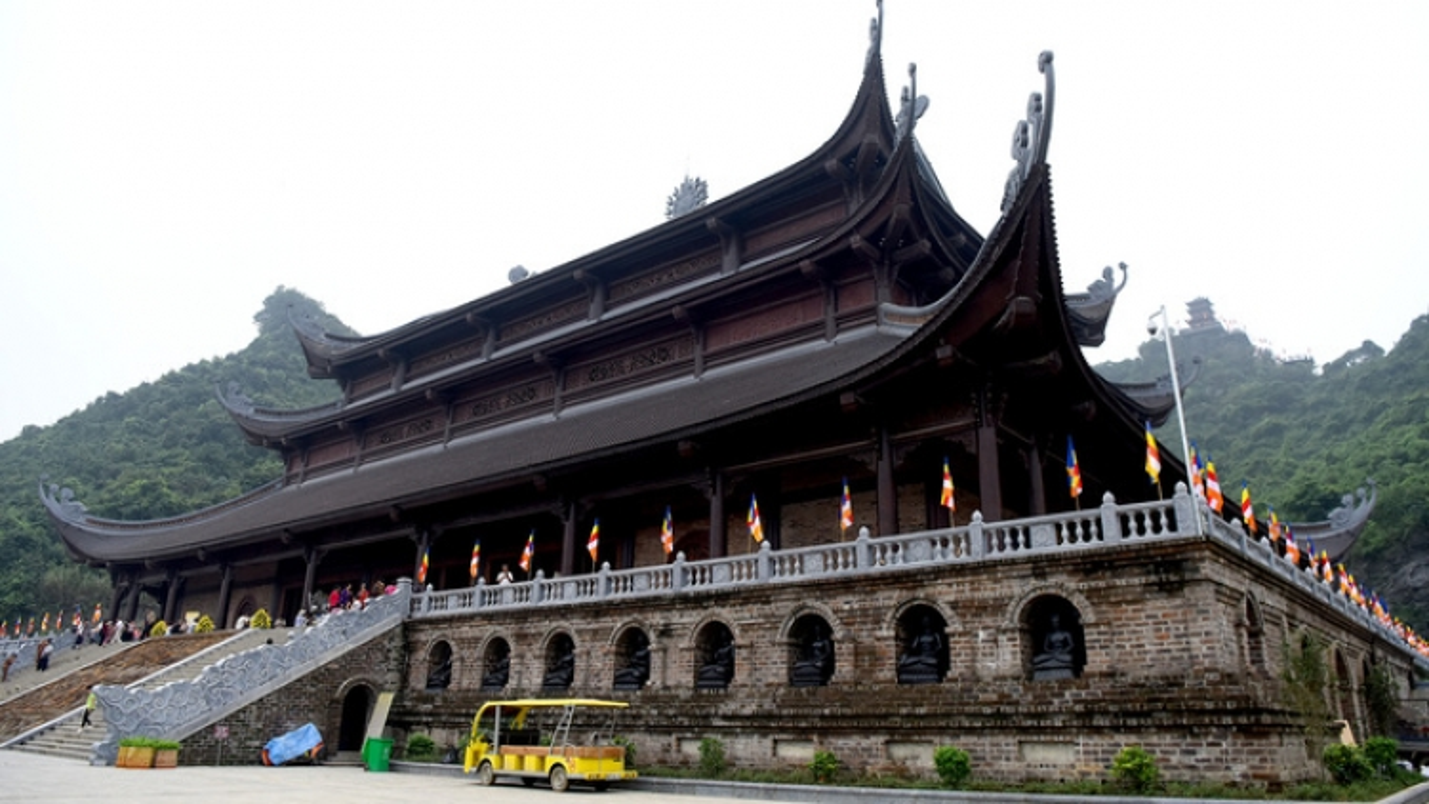 Tam Chuc pagoda gears up for UN Day of Vesak