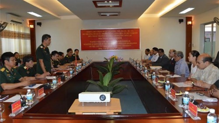 India continues support for joint project on ICT training
