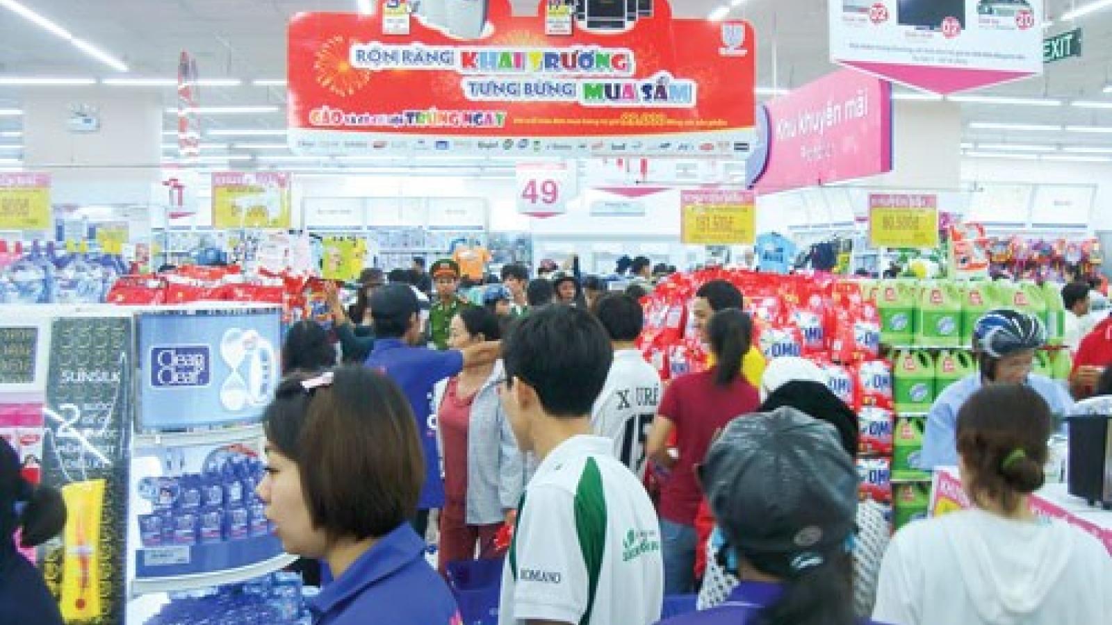 Saigon Co.op retailer expands market share