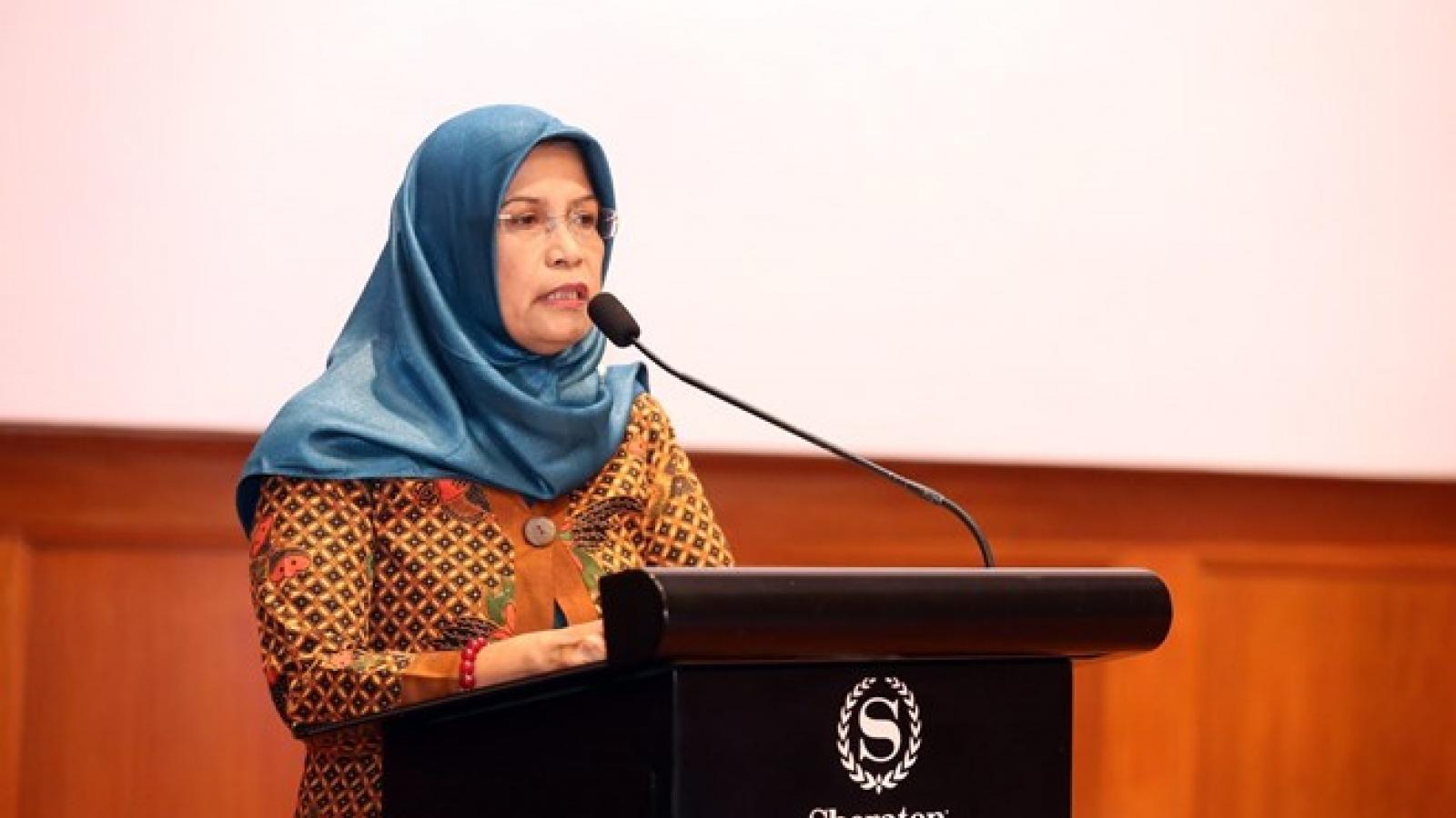 ASEAN women, children commission builds results framework of work plan