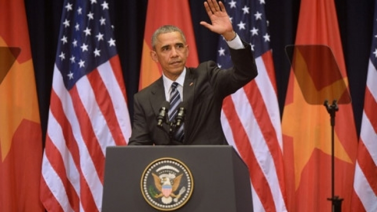 Remarks by President Obama in Address to the People of Vietnam