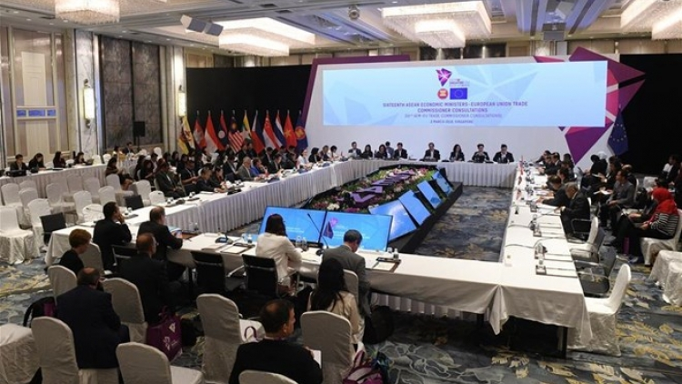 ASEAN-EU FTA expected to be approved by year-end