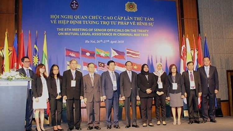 ASEAN countries seek to foster mutual legal assistance in criminal matters