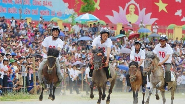 Bac Ha Plateau Festival to take place in early June