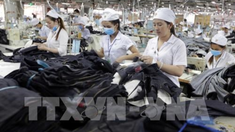 Binh Duong: industrial production index surges by 24.1%