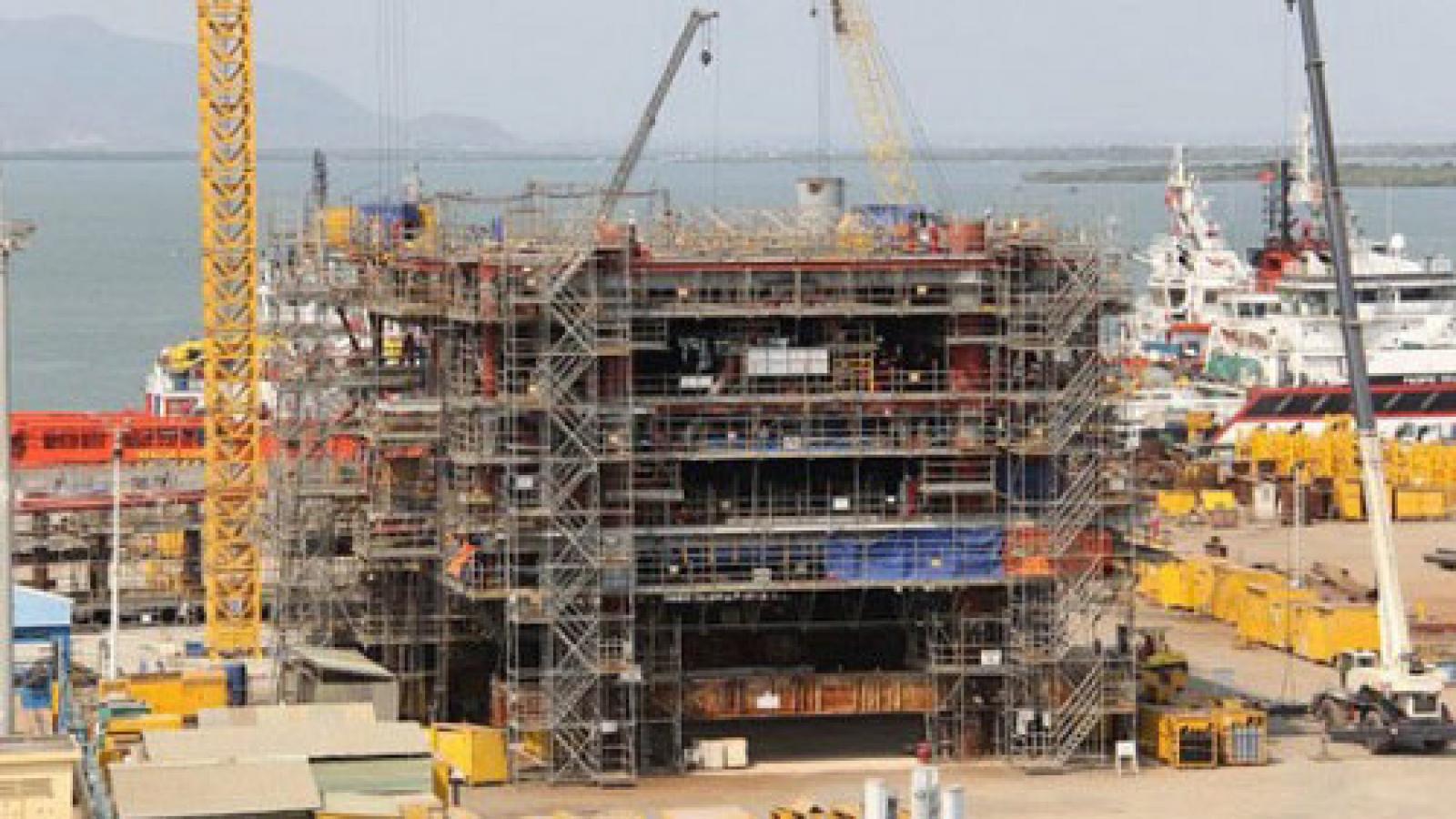 Vietnam to hand over US$100mn oil rig to Brunei in June