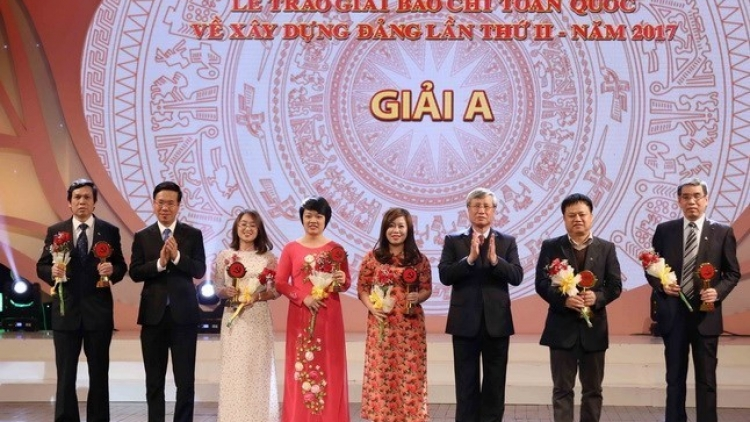 Press Awards continues to disseminate Party building