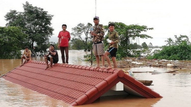 CMVietnam ready to help Laos overcome dam collapse