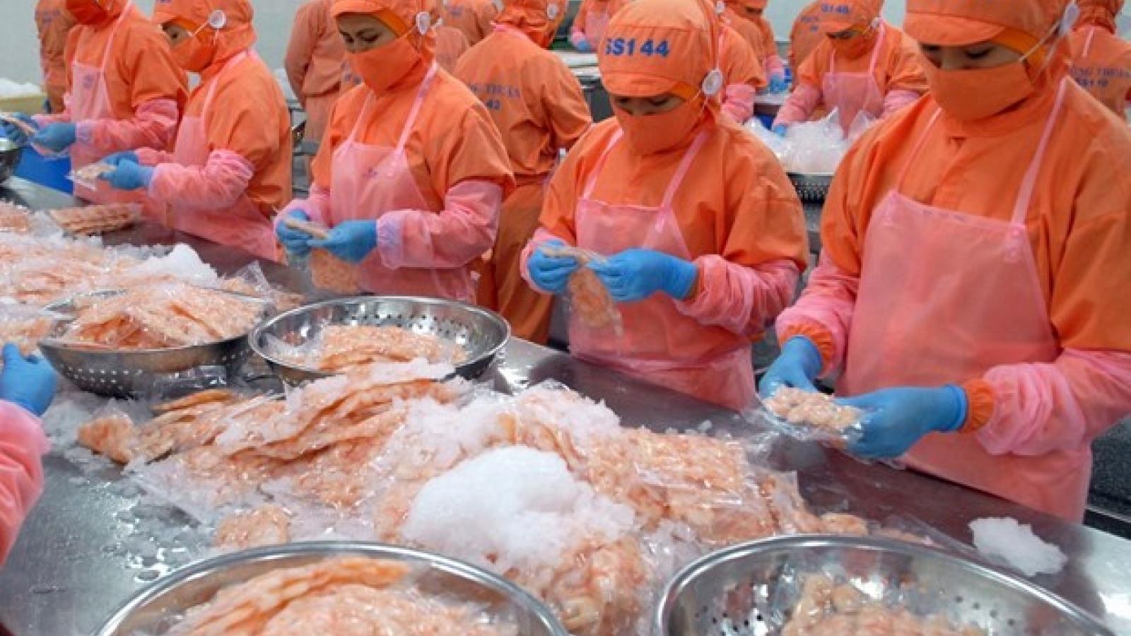 CPTPP – a driver of shrimp export to Canada