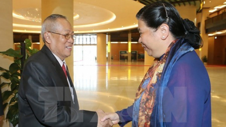 Vietnam, Cambodia forge legislative ties