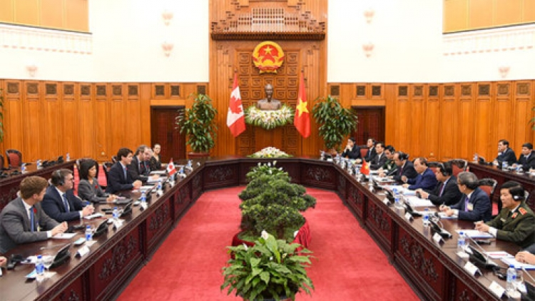 Vietnam, Canada agree to establish comprehensive partnership framework