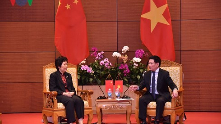 Auditor General applauds Vietnam-China auditing cooperation