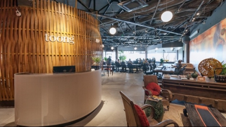 Co-working spaces taking off in Vietnam