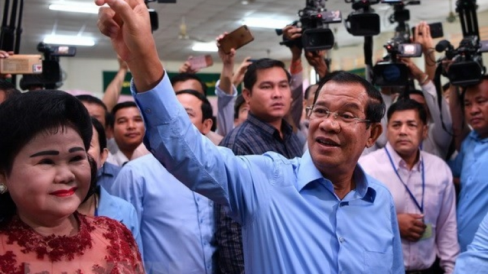 Congratulations to Cambodia on successful NA election