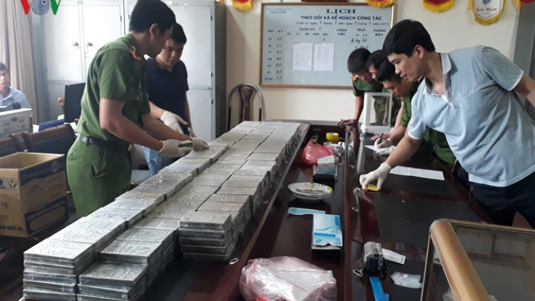 Lao Cai police carry out biggest ever drugs bust