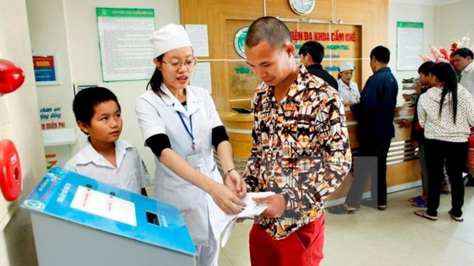 Deputy PM: Vietnam will not raise health insurance premiums until 2020