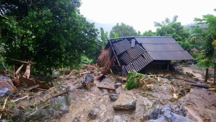 Disaster-resistant houses to be built for Mekong Delta poor