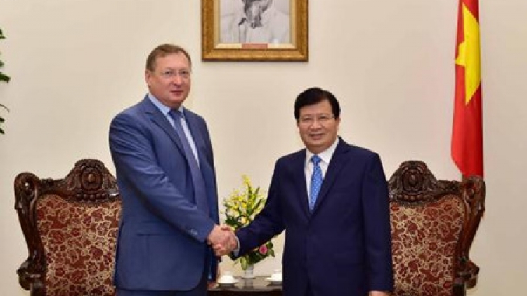 Russia, Vietnam seek to facilitate oil and gas cooperation
