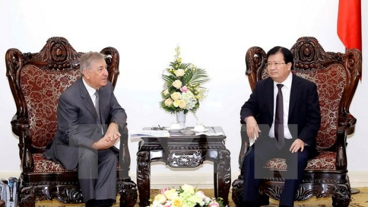 Vietnam wishes for more EU support in environment protection