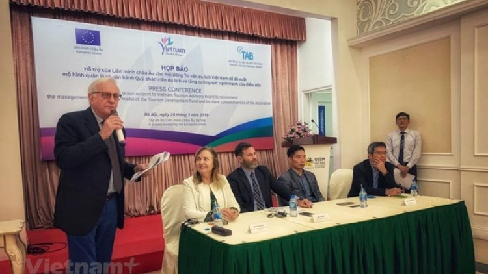 EU supports Vietnam to improve destination competitiveness