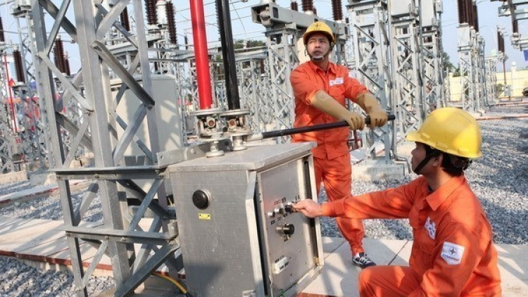 EVNNPC produces over 5 billion kWh of electricity in October