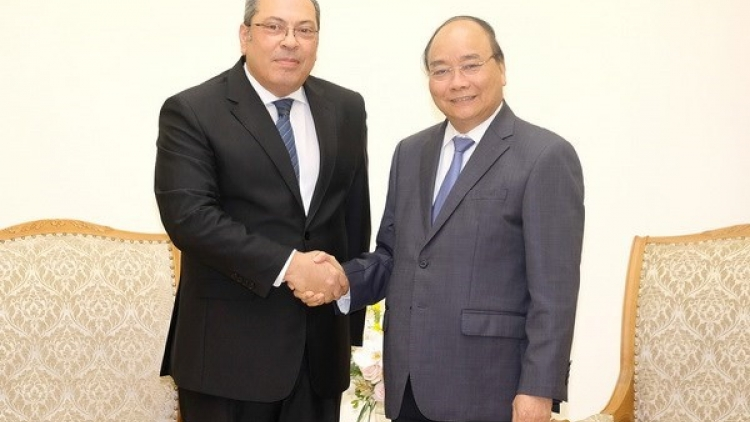 PM: Vietnam values traditional friendship with Egypt
