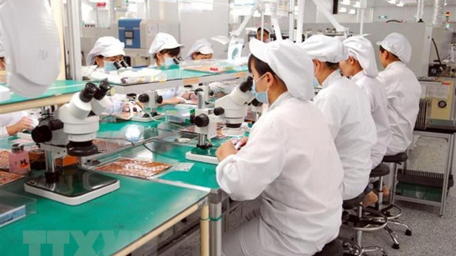 FDI disbursement hits over US$15 billion in ten months