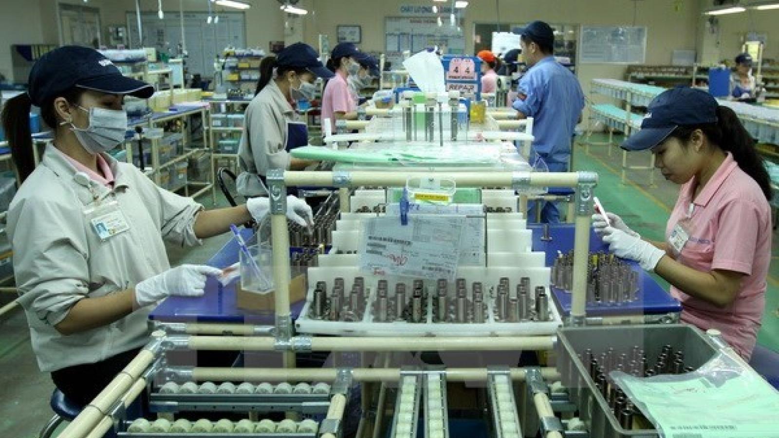 Binh Duong attracts US$25 billion in FDI