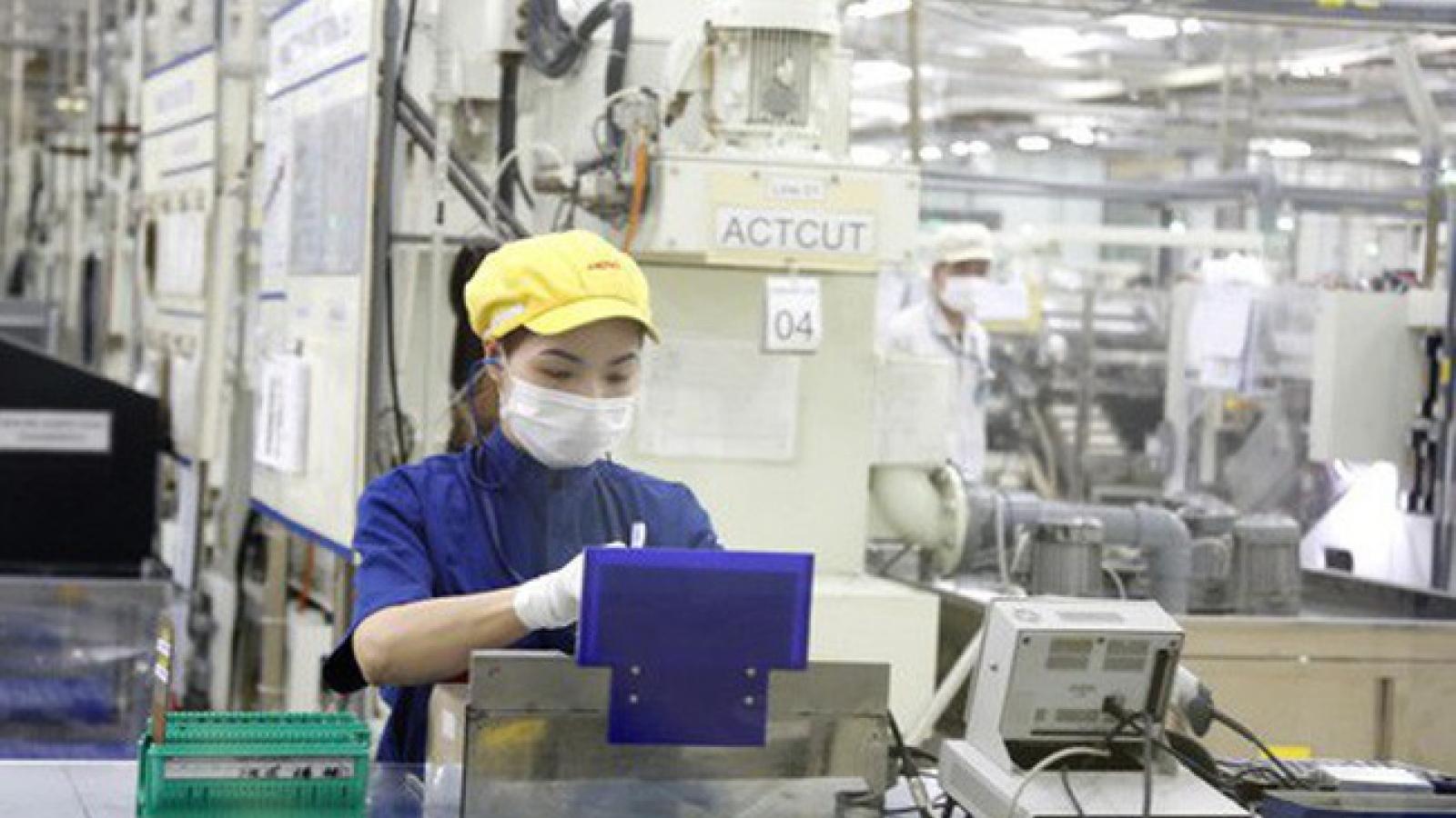 Hanoi's FDI nearly triples in 10 months