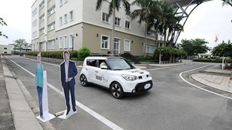 FPT Software allowed to pilot self-driving car