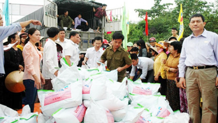 VFF appeals for supporting flood victims