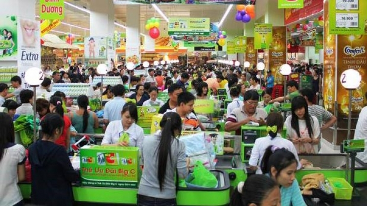 French retailer to sell Big C chain in Vietnam to cut debt
