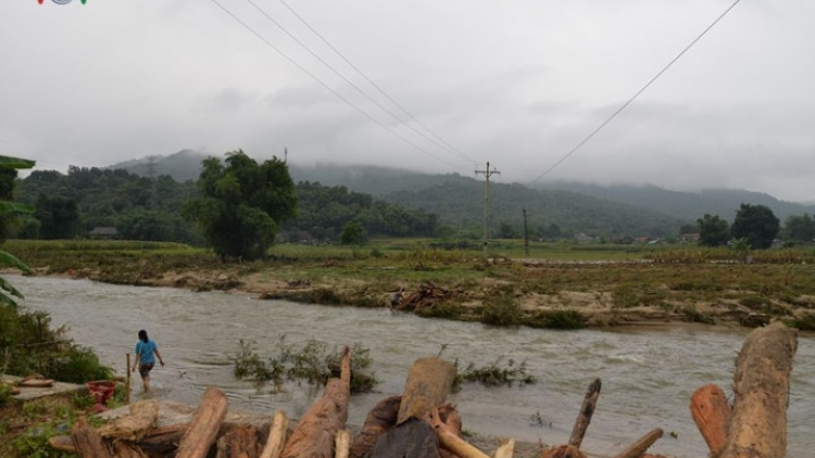 Floods cause more than VND120 billion losses in Ha Giang province
