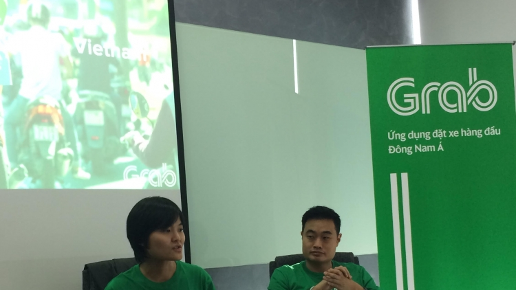 Grab driving to break into e-payment sector