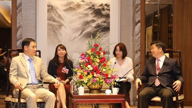 Conference reviews cooperation between Vietnam and China's Guangdong