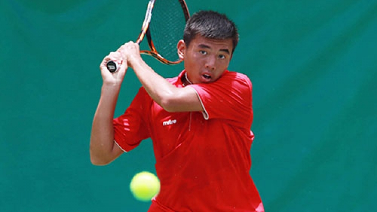 Hoang Nam jumps 7 spots in ATP singles rankings