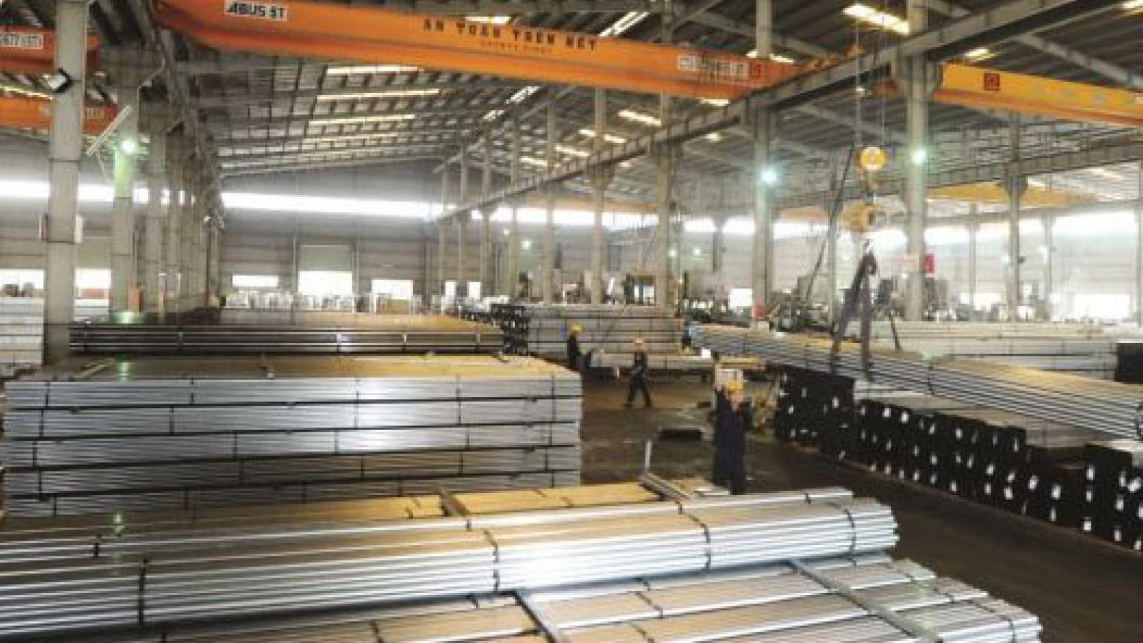 Hoa Sen Group builds plant in Ha Nam province