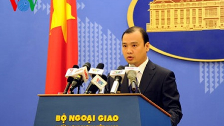 Vietnam calls for more contributions to peace and cooperation in East Sea