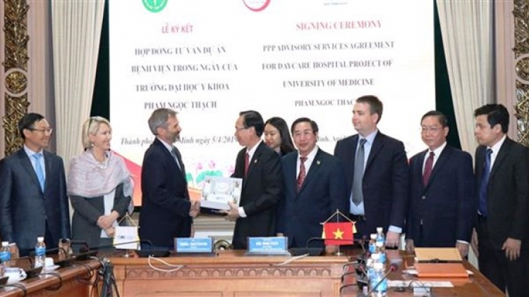 IFC to help HCM City build medical facilities through PPP