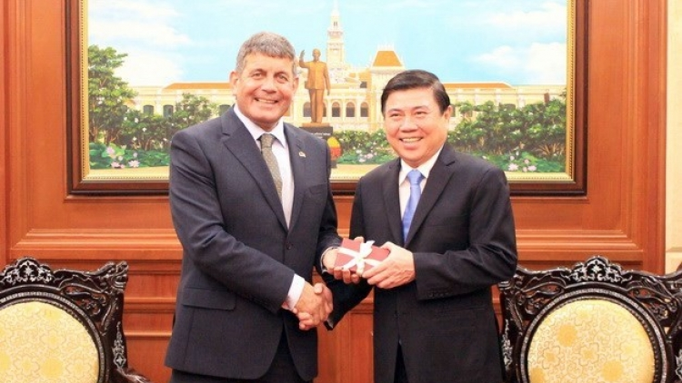 HCM City, Ireland cooperate in food processing