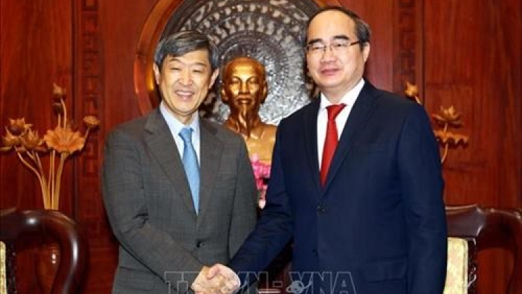 HCM City steps up cooperation with JICA