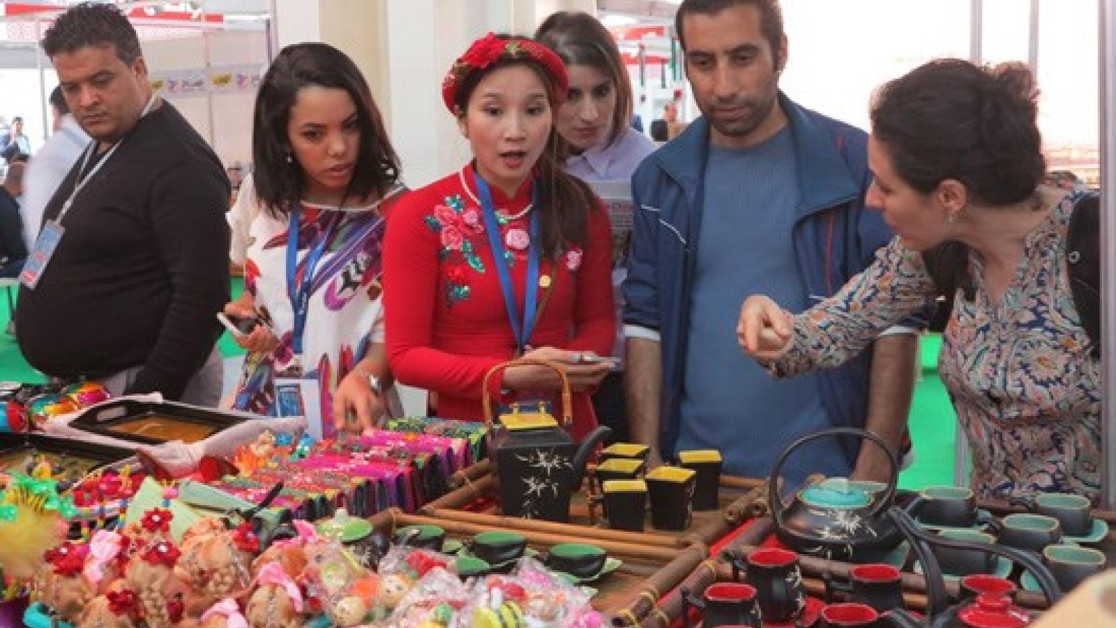 Vietnam attends 50th International Fair of Algiers, Algeria