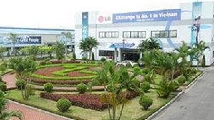 LG Electronics set to launch new facility in Haiphong