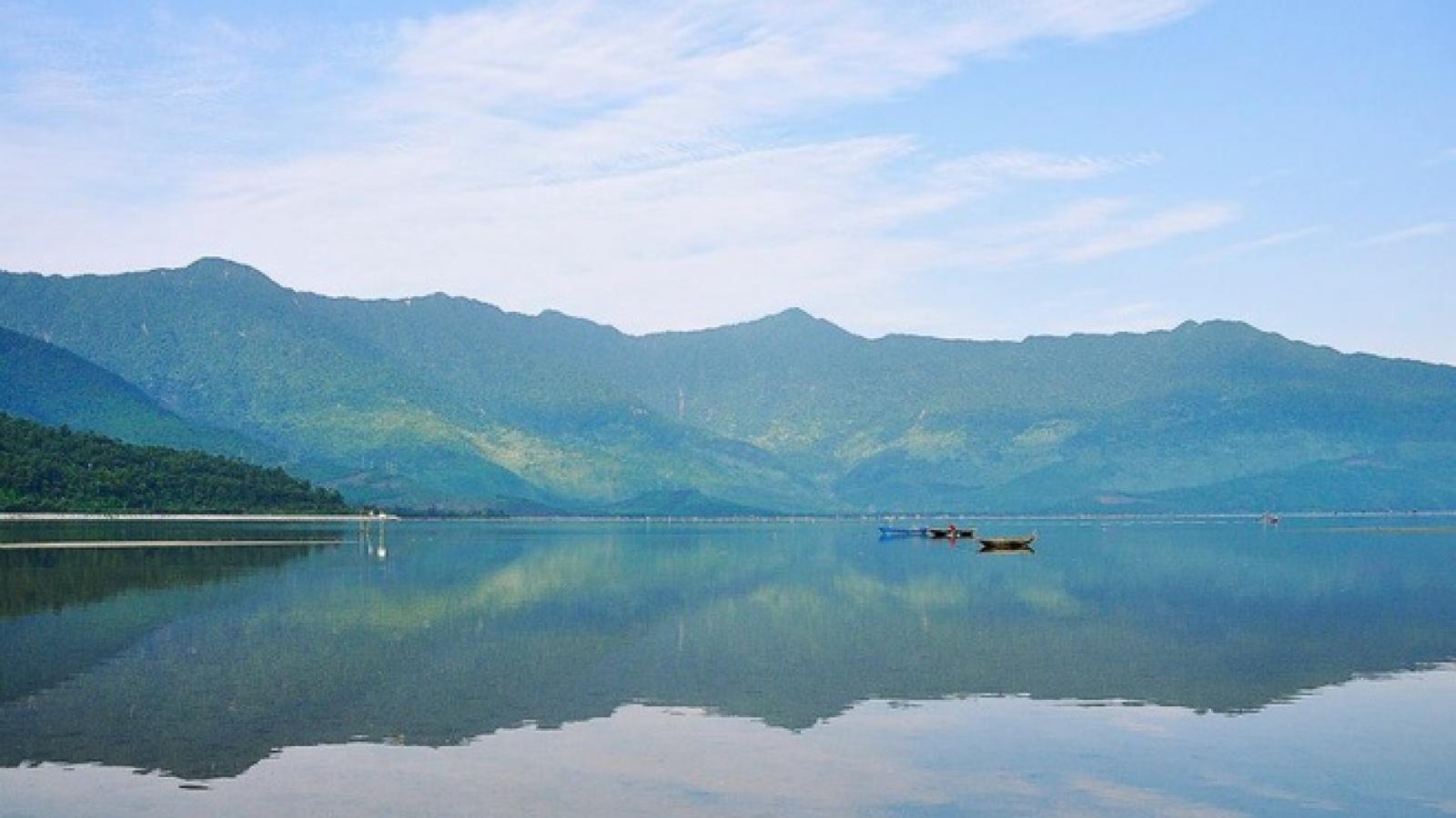 Lap An lagoon in Thua Thien-Hue