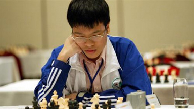 Le Quang Liem makes history at Chess Olympiad 2014